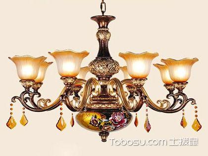 新古典风格的灯具特点,搭配不同空间展现特有魅力!