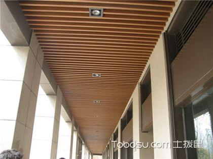 阳台用生态木吊顶好吗?环保又耐用