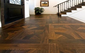 【深色木地板】深色木地板搭配什么颜色的家具,深色木地板装修风水,装修注意事项,贴图