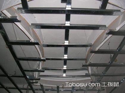 轻钢龙骨吊顶材料简介,它是如何计算的?