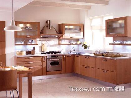 厨房橱柜风水有讲究,这两种颜色千万不要选!