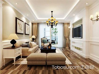 """现代美式风格客厅效果图,装饰属于自己的""""奢华""""空间!"""