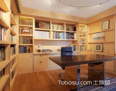 """书房在住宅中的总体布局,需找准""""文昌位"""""""