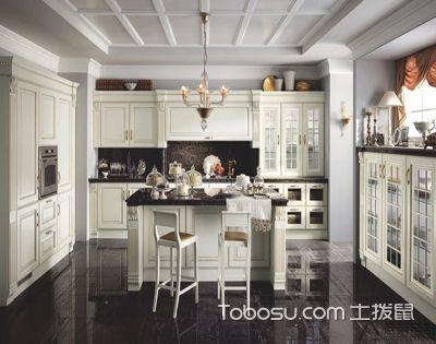 厨房位置的选择,看准财位莫对门
