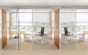 【办公室门】办公室门禁,办公室门口风水,尺寸规范,装修效果