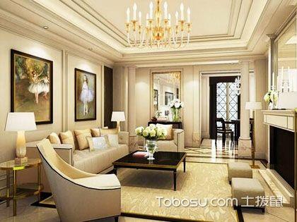 新古典风格背景墙效果图,演绎精致卓越的家居生活!