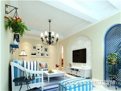 地中海風格裝修圖片,在家也能感受海風與陽光