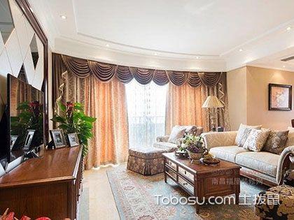 新古典风格窗帘,它是不是也适合你的家?