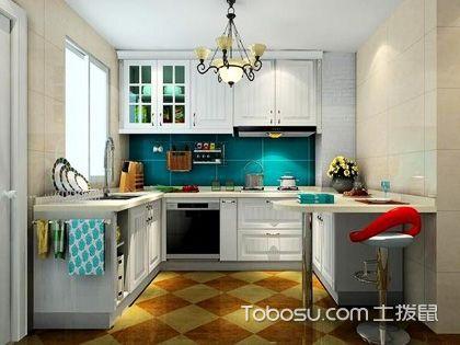 小厨房橱柜图展示,谁说户型小就不能如此时尚呢?