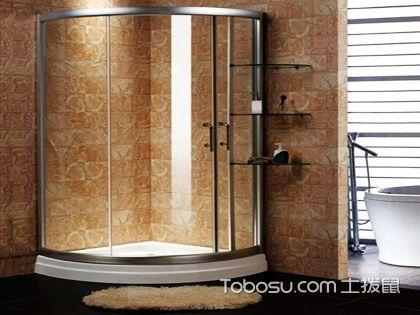 淋浴房尺寸一般是多少?舒适的淋浴空间也羡煞旁人!