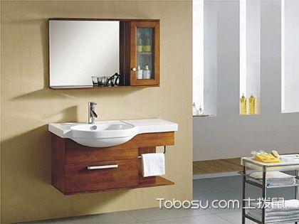 悬挂式浴室柜安装步骤详解,看完后自己动手安装也能行!