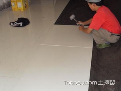 铺地板砖怎样才合理?六大步骤教给你