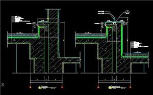 【屋面伸缩缝】屋面伸缩缝防水做法,屋面伸缩缝规范,处理,图集
