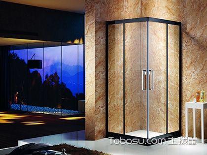 淋浴房效果图欣赏,享受浪漫美好的时光