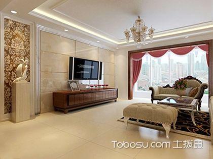 客厅地板砖如何选购?缩小现实与理想的差距