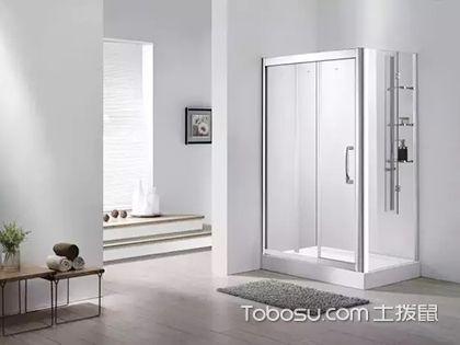 淋浴房价格差别大,装修的时候千万别被坑了