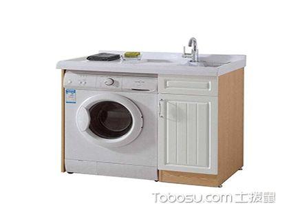 浴室柜洗衣机一体台面什么材质好?专家是这样说的