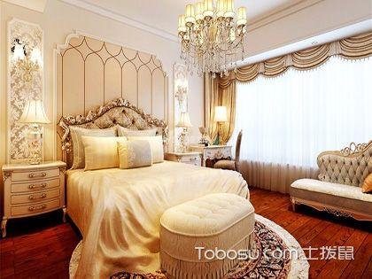 四室两厅两卫装修效果欣赏,享受华丽的贵族生活