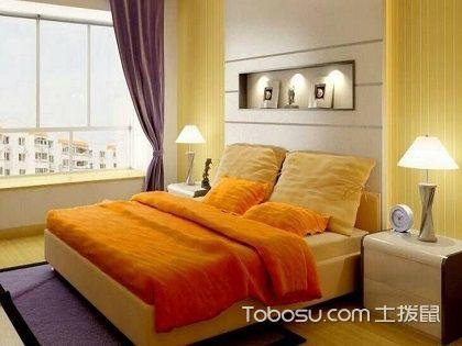 学习床的颜色风水,教你布置温暖舒适的卧室!