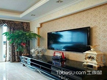 電視柜擺件效果圖,小小物件有大大裝飾作用!