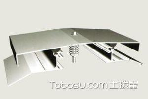 屋面变形缝