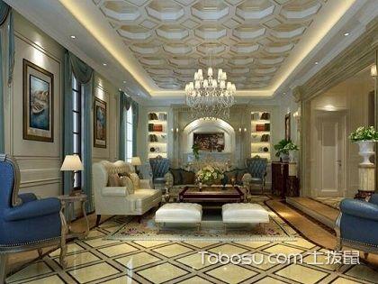 新古典风格别墅效果图,尽情享受品质生活