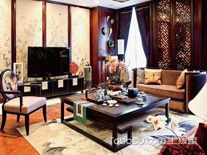 中式客厅茶几美轮美奂,散发迷人的东方魅力!