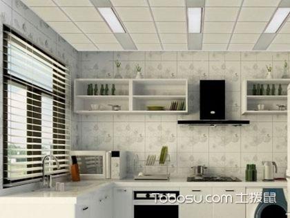 厨房石膏板吊顶好吗?带你感受美食空间的风采!