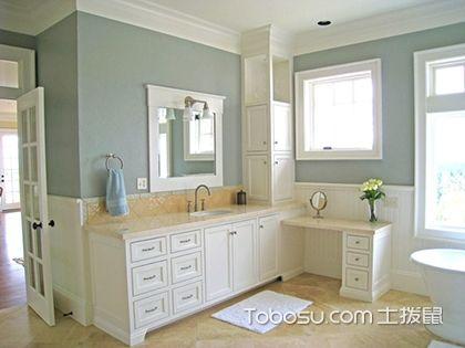 卫生间镜子摆放,形状尺寸要注意!