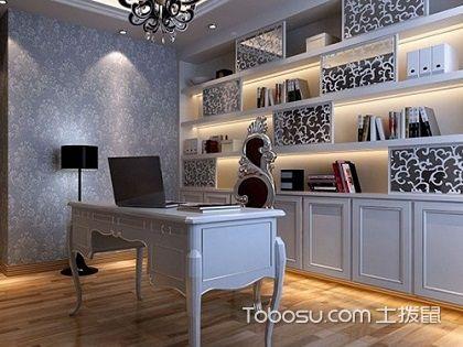 简欧书房装修设计,自然环保的个性化书房
