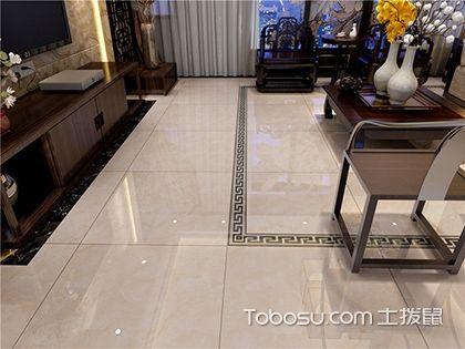 金刚石瓷砖与抛光砖哪个好?换一片光洁地面