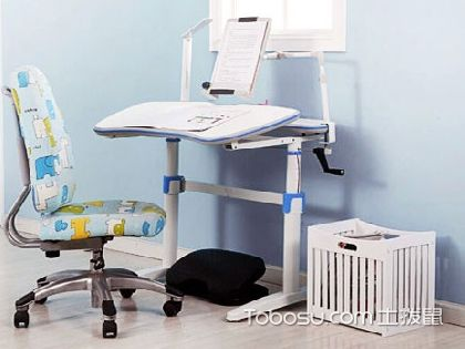 儿童书桌高度多少合适?帮助孩子健康成长每一步!