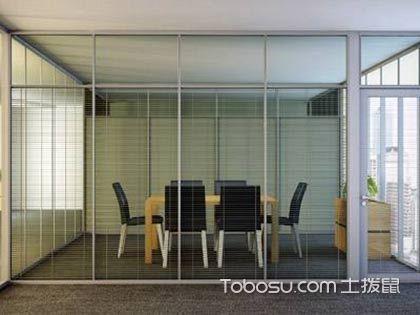 玻璃隔断效果图,打造明亮宽敞的装修环境