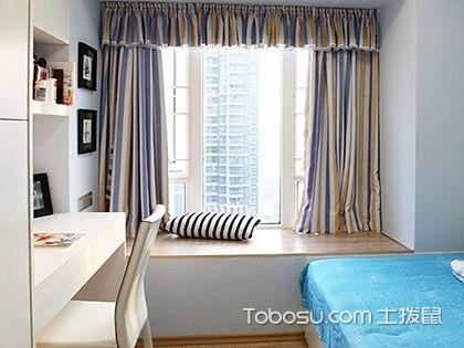 飘窗窗帘安装技巧有哪些?教你享受惬意的生活