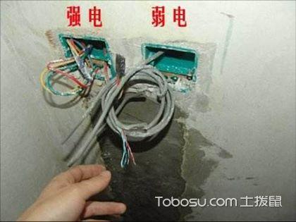 强电和弱电交叉怎么办?做好屏蔽就行