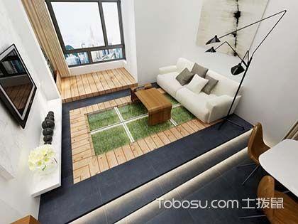 170平米复式楼装修,天然质朴的纯日式