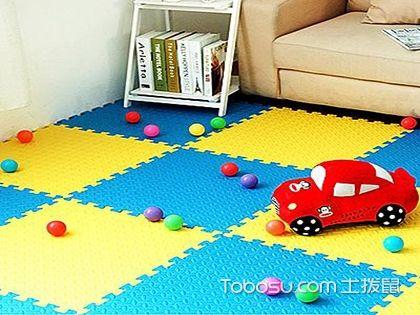 如何选儿童地垫?让儿童健康快乐的成长