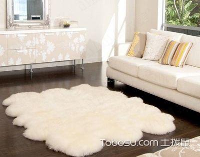 客厅羊毛地毯搭配,这里有你不知道的3个技巧
