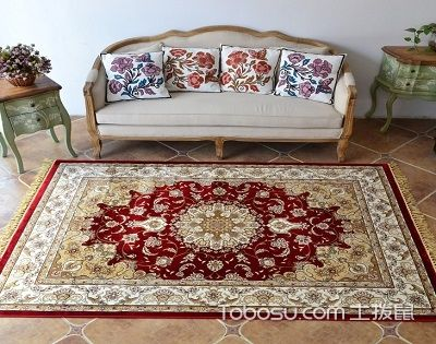 波斯地毯的种类全介绍,为你开启神奇的大门!