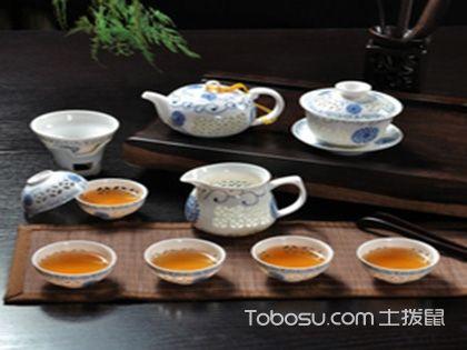 陶瓷茶具怎么开壶,豆腐甘蔗有妙用!