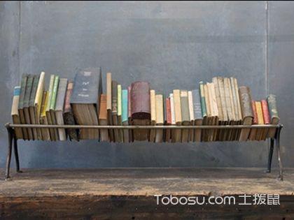 简易铁书架的保养方法,时刻遇见岁月的美好