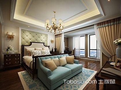 欧式卧室设计,独具优雅韵味