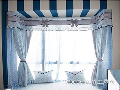 飄窗窗簾軌道哪種好,教你怎么安裝