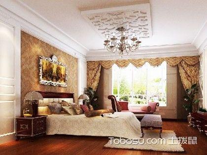 欧式卧室窗帘效果图,用心打造完美的软装设计!
