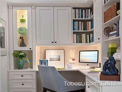 墻角簡易書架,讓空間利用更完美
