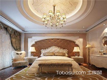 欧式卧室装修风格,感受与众不同的风情