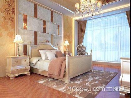 欧式卧室装修效果图,百般风情在此演绎