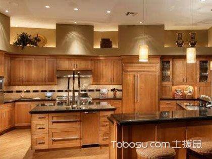 厨房灯饰该怎么布置?9点帮你扫除烦忧