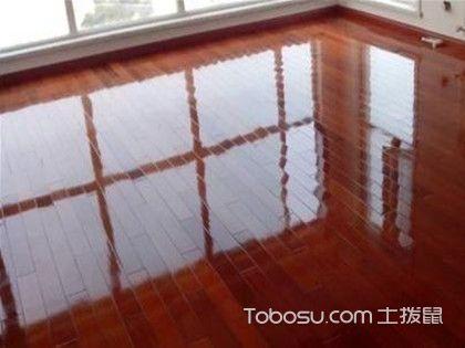 地板打蜡后太滑怎么办?解决方法有这几招