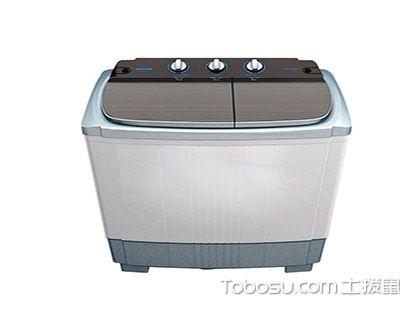 美的双桶洗衣机,洗衣甩干同步进行!